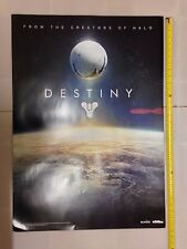 DESTINY GENUINE OFFICIAL POS POSTER