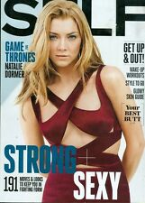2015 Self Magazine: Natalie Dormer - Game of Thrones/Strong & Sexy/Get Up & Out