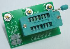 Multi-function Test Jig For Transistor Tester Capacitor ESR Inductance Resistor