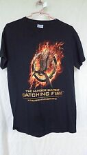 Hunger Games Catching Fire Mockingjay Subway Promo Adult SMALL Shirt Official