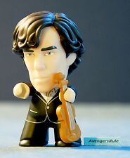 Sherlock The Baker Street Collection Titans Vinyl Figures Sherlock Violin 2/20
