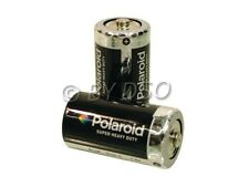 Polaroid C Size Heavy Duty Battery 2 Pack