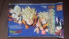 Booster neuf scellé Dragon Ball Z Carddass Le Grand Combat Jumbo, très rare !