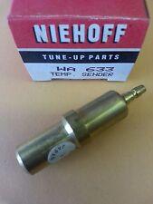 Engine Coolant Temperature Sender-Temperature Sender - with Gauge Niehoff WA633