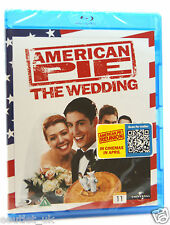 Americano Pie the Boda Blu-ray Región B NUEVO SELLADO