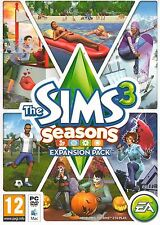 The Sims 3: Seasons Expansion (PC/MAC, Region-Free) Origin Download KEY