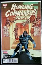 HOWLING COMMANSOS of SHEILD #3 (MARVEL Comics) - NM Comic Book
