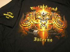 MOTORHEAD INFERNO T.SHIRT- MENS XLARGE - NEW