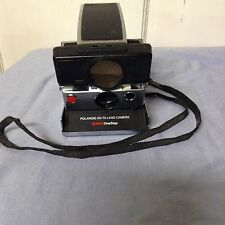 POLAROID SX-70 LAND CAMERA  SONAR ONE STEP CAMERA