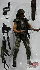"NECA CORPORAL DWAYNE HICKS ALIENS 2013  7"" Inch OUT OF PACKAGE ACTION FIGURE"