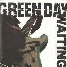 "Green Day Waiting/Maria CLEAR VINYL 7"" Record non warning lp song punk rock NEW+"