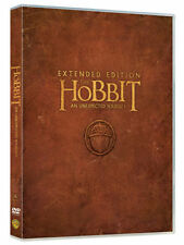 DVD - THE HOBBIT An Unexpected Journey - Extended Edition - Five Disc Set  *NEW*