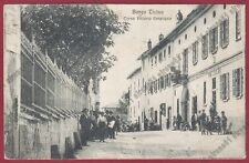 NOVARA BORGO TICINO 18 BORGOTICINO Cartolina viaggiata 1929