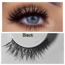 Real Mink Fur Siberian Eyelashes  False Black Eye Lashes **CLOSING DOWN SALE***