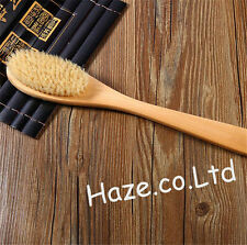 Dry Skin Brush Kit Dry Body Brushes Face Natural Brushing Scrub Back Scratcher