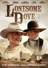 Lonesome Dove (DVD, 2015, 2-Disc Set) RARE 1989 TV MINI SERIES 6 HRS + BRAND NEW