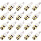 20pc T10 5050 5SMD White LED Car Light Lamp Bulb Super Bright DC12V Tail light U