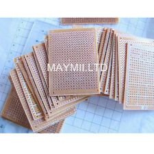 10Pcs Universal PCB Board Breadboard DIY Prototype Paper 5x7cm Quality Assurance