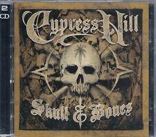 2 CD ALBUM 17 TITRES--CYPRESS HILL--SKULL & BONES--2000
