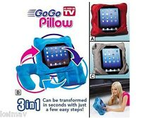 Go Go GoGo Multifunctional Pillow As Seen on TV Travel Tablet iPad Galaxy Note