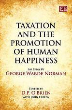 La tassazione e la promozione della felicità umana: un saggio di George warde Norman