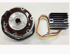 TRIUMPH  HIGH OUTPUT 12 VOLT ALTERNATOR  KIT 1960-1978 T120 T110 TR6 T100 T140