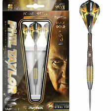 Phil Taylor Target Gen 3 9Five 95% Tungsten 24 gram Steel Tip Dart Set Brand New