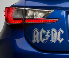 AC DC STICKER Car Bumper Van Window Laptop JDM VINYL DECALS STICKERS