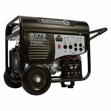 Champion Power Equipment 41535 - 7500/9375w Category 5 Generator NEW