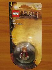 NiB Lego LORD OF THE RINGS Minifig Minifigure BILBO BAGGINS Magnet Figure Sealed