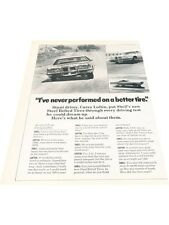 1972 Pontiac Catalina Shell 2-page - Vintage Advertisement Print Car Ad J405