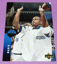 ANFERNEE HARDAWAY ORLANDO MAGIC UPPER DECK 1994-1995 NBA BASKETBALL CARD