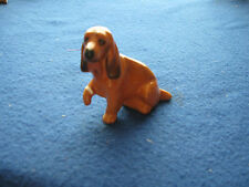 ROYAL DOULTON DOG ENTITLED COCKER SPANIEL SEATED  K-9A  (BAG)  STY 1 (2)