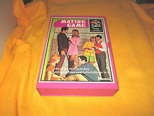 Vintage Adult 1969 Hasbro NBC Mating Game Home Entertainment Excellent Condition