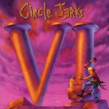 Circle Jerks: VI. CD Punk Rock CD