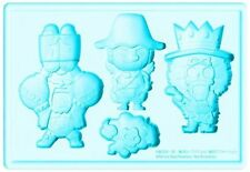 *NEW* ONE PIECE USOPP, FRANKY, & BROOK NEW WORLD VER. SILICONE ICE TRAY