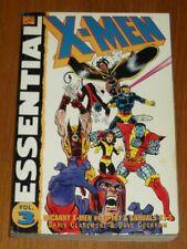 X-Men Essential Vol 3 Marvel Chris Claremont, Cockrum (Paperback)  9780785106616
