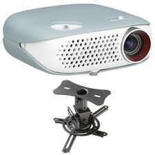 LG PW800 HD Compact Smart Portable Minibeam Projector Theater Ceiling Kit