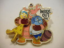 Disney Pixar Inside Out 2015 Opening Day 3-D Disney Pin Limited Edition 3000