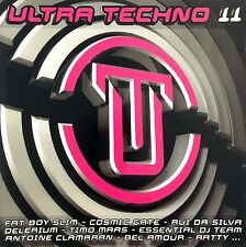 Compilation ‎2xCD Ultra Techno 11 - France (M/EX+)