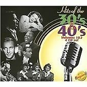 Hits Of The 30s & And 40's - Various Artists NEW CD not sealed