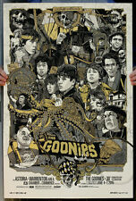 Tyler Stout The Goonies Poster Movie Mondo Print Variant Edition Rare Signed Art