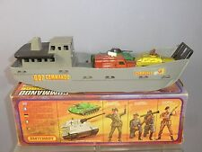 "MATCHBOX ""ROLLOMATICS"" MODEL No.G-9 ""COMMANDO TASK FORCE"" GIFT SET   VN MIB"