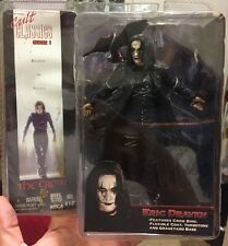 NECA The Crow Eric Draven Action Figure Cult Classics Series 1