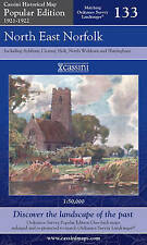 North East Norfolk (Cassini Popular Edition Historical Map),VARIOUS,New Book mon
