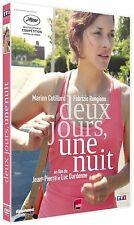 DVD *** DEUX JOURS UNE NUIT *** avec Marion Cotillard ( neuf sous blister )