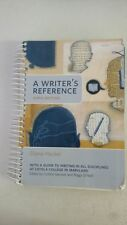 A Writer's Reference 6th Edition (With a Guide to Writing in All Disciplines At