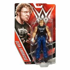 WWE Dean Ambrose Basic Series 56 Mattel Action Figure