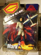 "Battle Of The Planets-G-Force-Gotchaman Mark Without His Helmet 6 ""actfig"