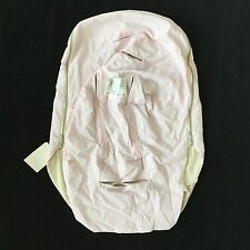 JJ Cole Collections Lite Bundleme Baby Pink Carrier Warm Car Seat Cover
